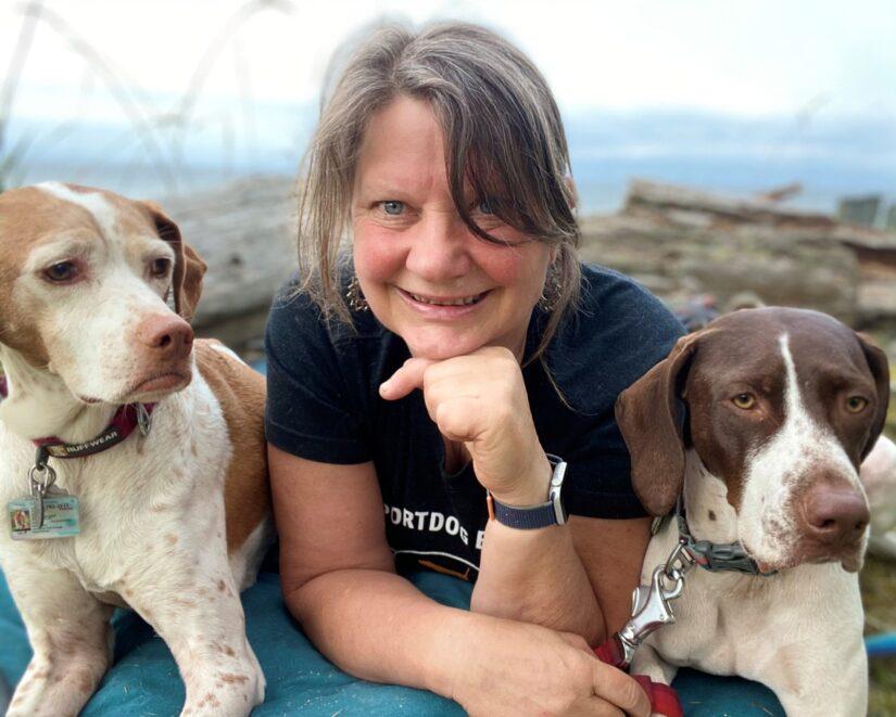 Lynne Fedorick owner Go Dog Go!